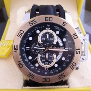 2 LEFT IN STOCK-new Invicta Chronograph watch
